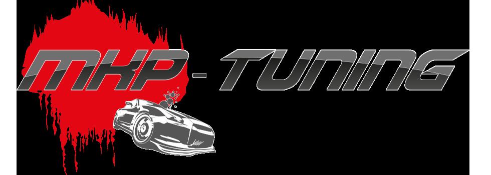 MKP Tuning - Air-Intakes / Luftfilter - Chiptuning - Forge Motorsport - Milltek Exhaust - Motorenteile - Krafstoffversorgung- Fahrzeugpflege/-Düfte-Logo